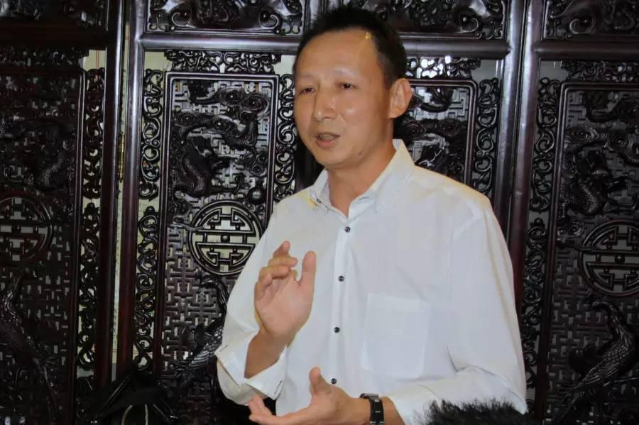 日本浙江总商会热烈欢迎王军总领事履新